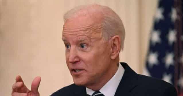 Joe Biden Attacks Georgia Election Integrity Law as 'Un-American' 1