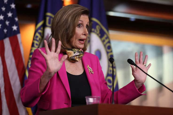 House Democrats Can Use Taxpayer Money to Overturn an Election 1