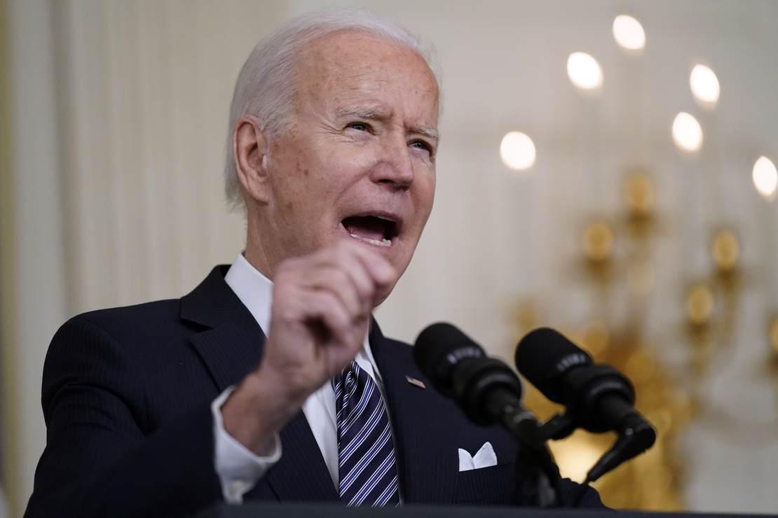 Biden Goes Berserk on Georgia Election Law 1