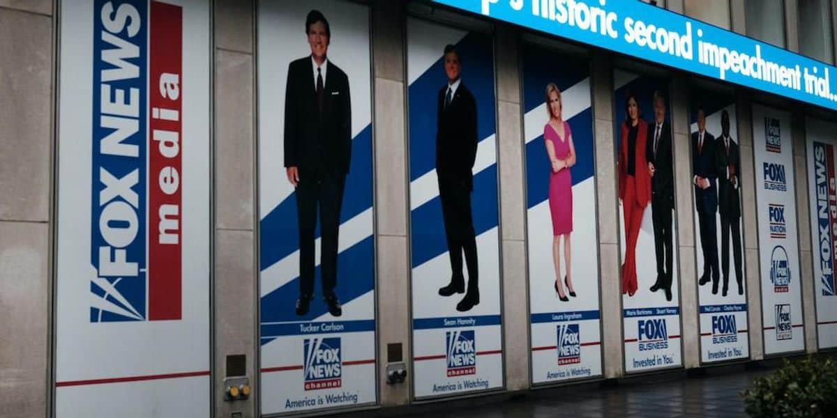 Dominion Voting Systems sues Fox News for $1.6 billion, claims cable outlet defamed company with 2020 election claims 1