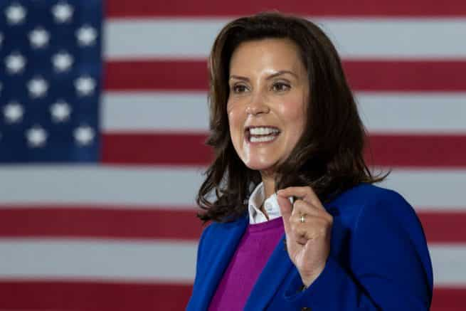 Mich. GOP seeks to bypass Democrat Gov. Whitmer veto with election integrity package 1