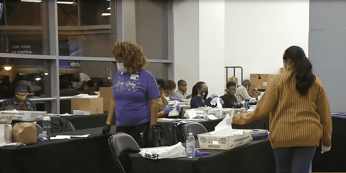 Fulton County Election Workers Fired for Shredding Voter Applications 1