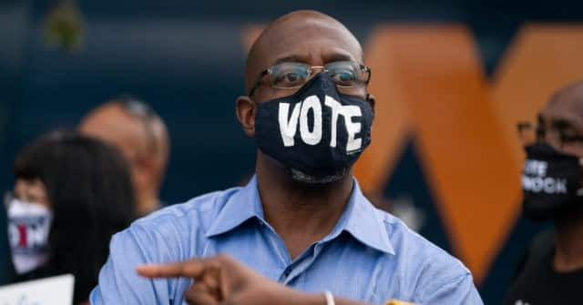 Raphael Warnock: States Trying to 'Suppress the Vote' with Election Integrity Measures 1