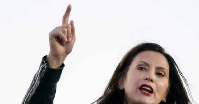 Michigan County Denounces 'Orders Unilaterally Issued' by Gov. Gretchen Whitmer 1