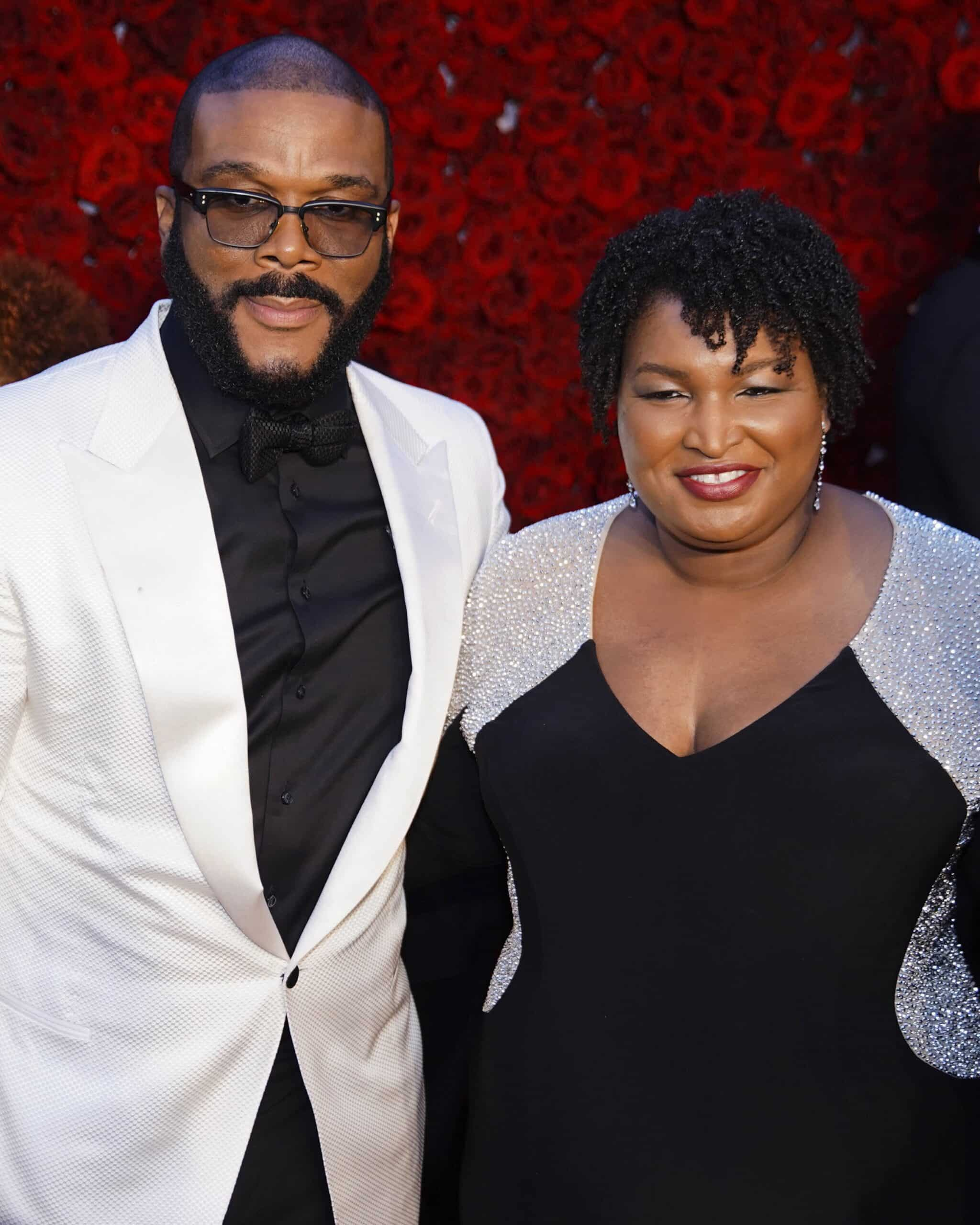 Tyler Perry Calls for DOJ Investigation of Georgia's Voter Integrity Law: 'Unconstitutional Voter Suppression' 1
