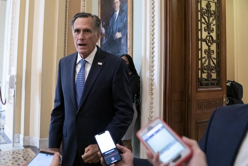 Utah GOP Votes Against Censure of Romney Over Impeachment Votes 1