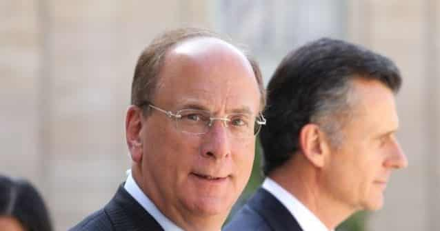 BlackRock CEO Larry Fink Lashes Out After Georgia Enacts Election Integrity Law 1