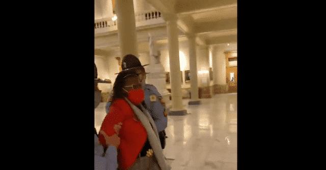 Jen Psaki Criticizes Law Enforcement for Arresting Georgia House Democrat for Disrupting Signing Ceremony 1