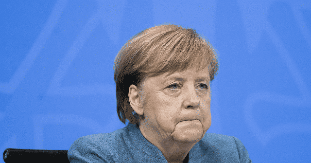 Merkel's Party Bloc Dips in Polls Six Months Before German Election 1