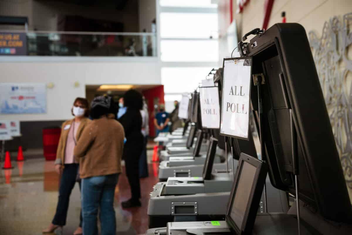 Kentucky Senate Passes Election Reform Bill 1