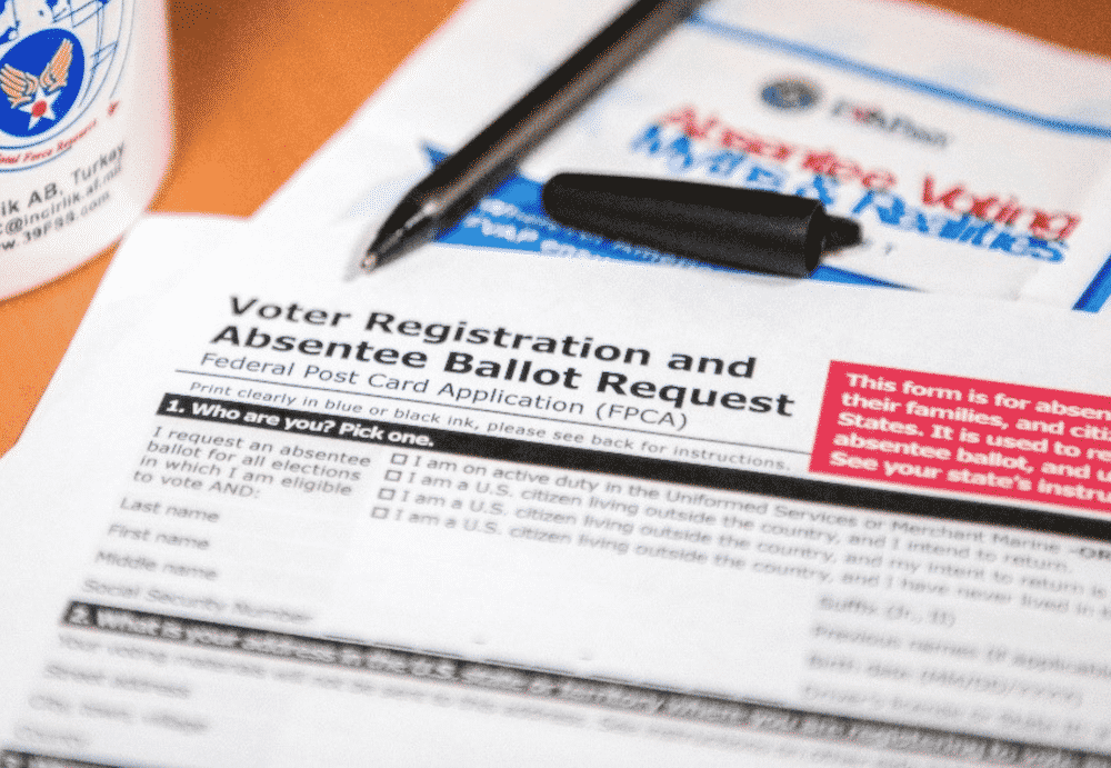 Judge Rules Michigan Secretary Of State Violated State Law With Absentee Ballot Order 1