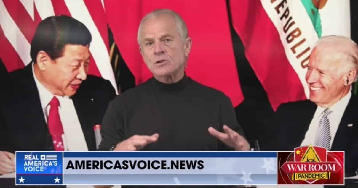 """""""Stolen Elections Have Consequences"""" – Peter Navarro on the War Room with Steve Bannon 1"""