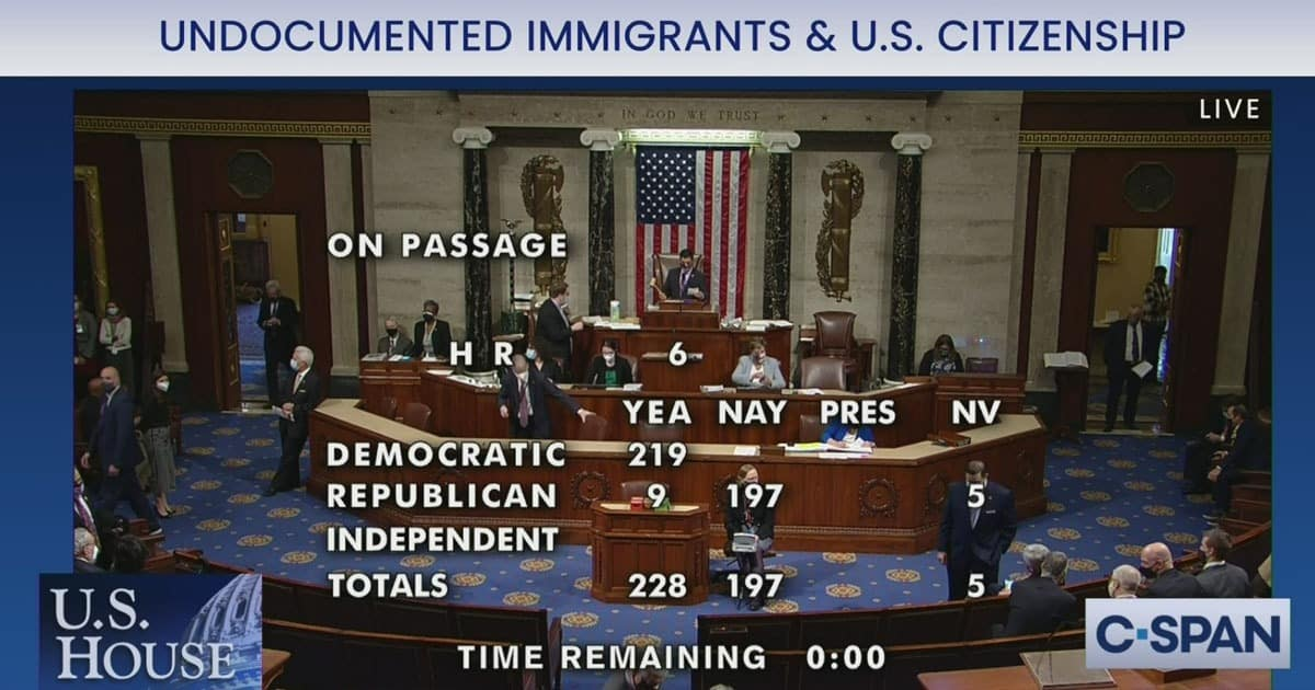 BREAKING: Here Are The 9 Republicans Who Voted To Pass Total 'Dreamer' Amnesty For Illegal Migrants 1