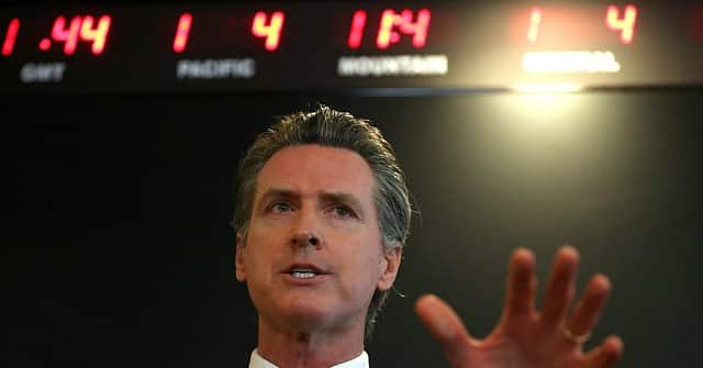 Newsom: 'Number One Grievance' of Recall 'Was the Browning of California' 1