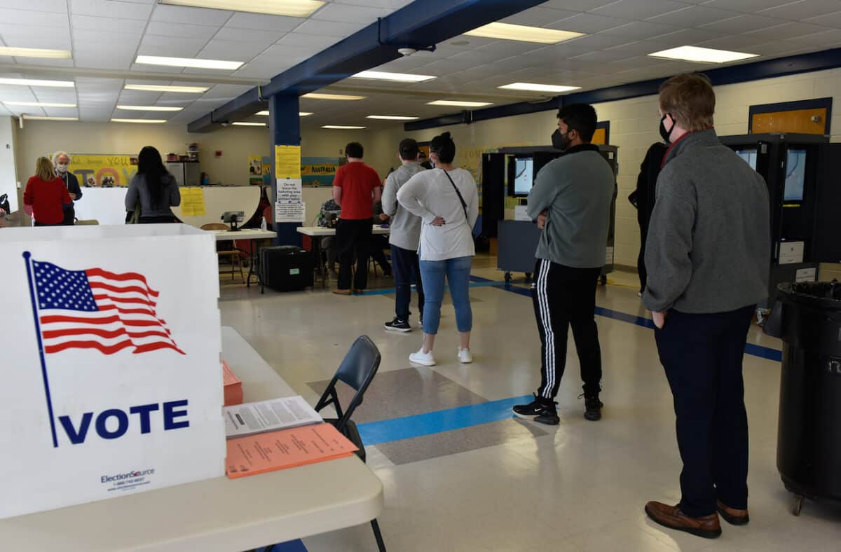 Federal Judge Rejects Challenge to Georgia Voting Law 1