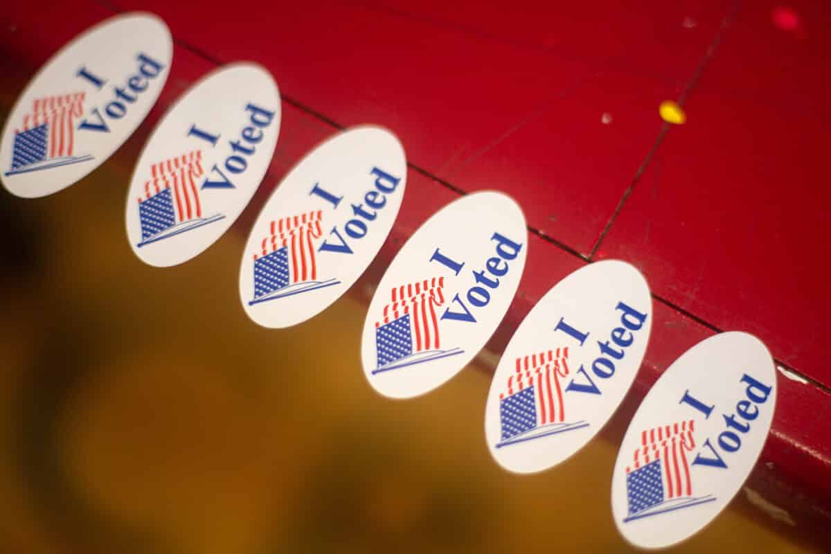 Wyoming Lawmakers Grant Initial Approval to Election Reform Voter ID Bill 1