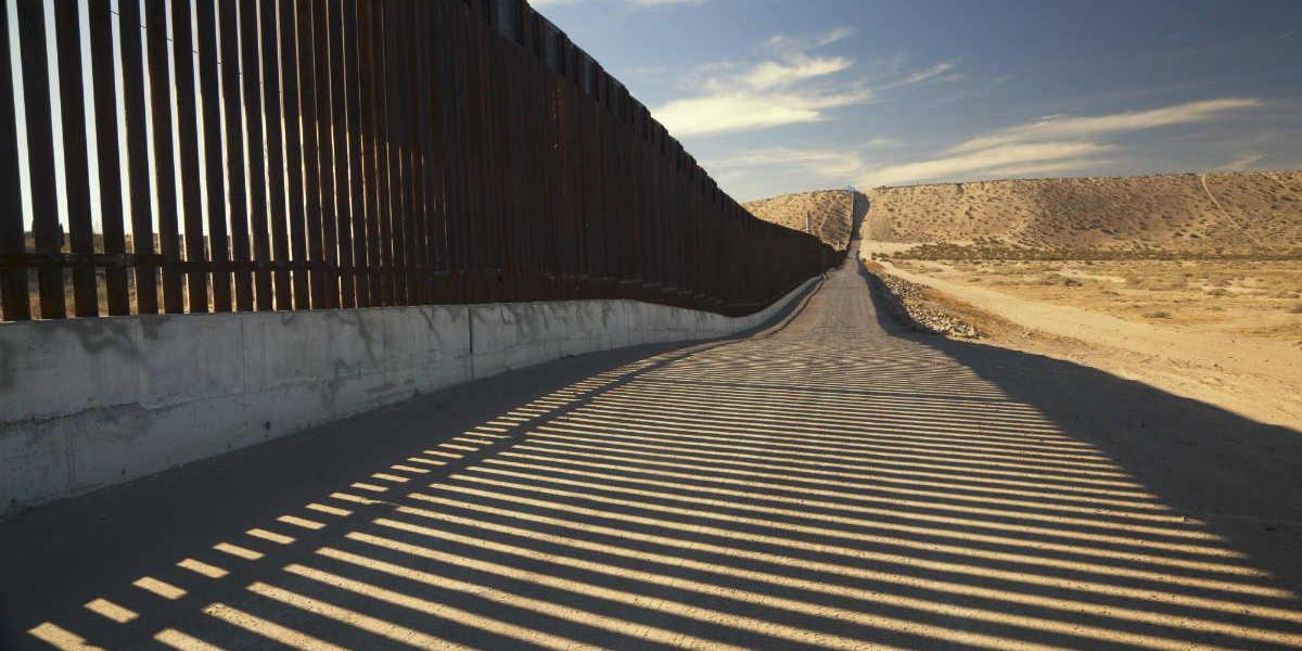 Horowitz: Wall construction under Biden? Red states can complete border wall in Texas and Arizona 1