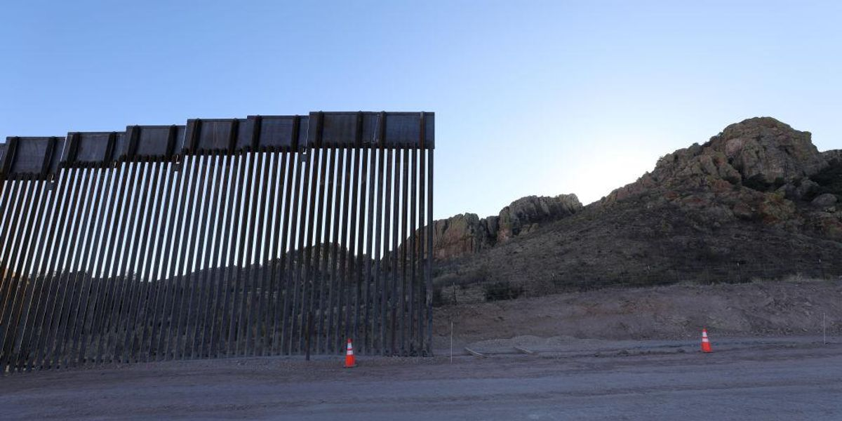 Arizona sheriff: Biden stopped building the wall and created a 'crime scene' at the border 1