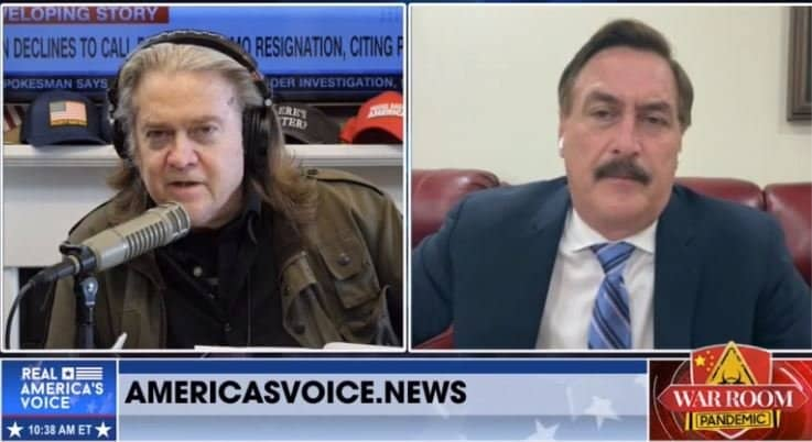 Mike Lindell Announces He Is Filing 2 Cases Against Dominion Voting Systems (VIDEO) 1