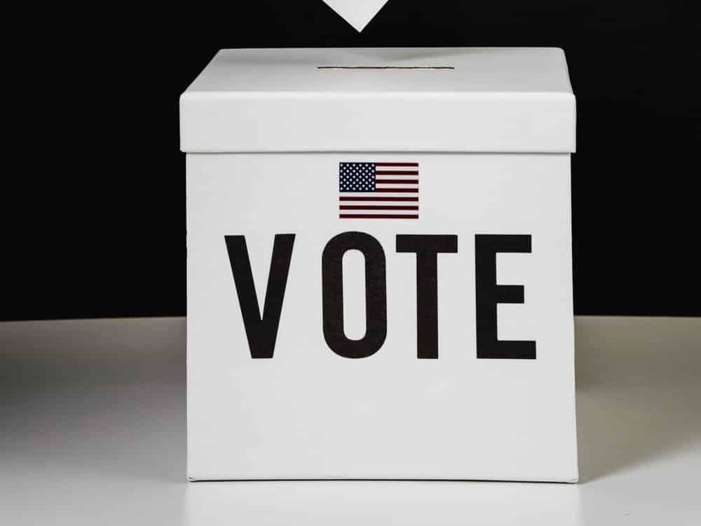 Republicans Slam Democrats' 'Power Grab' Bill Normalizing 2020 Election Problems 1