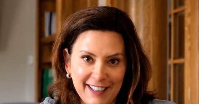 Gretchen Whitmer Complains Michigan Capitol Rife with 'Sexism' as Scandals Linger 1