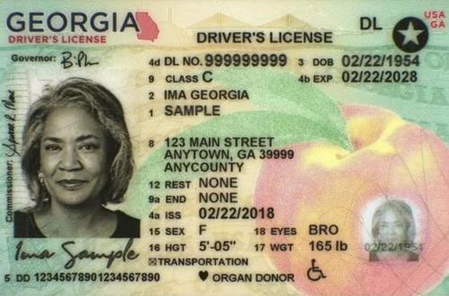 Liberal Lawyer Lambasted For Suggesting Georgia Voters Unable To Correctly Identify Their Driver's License Number 1