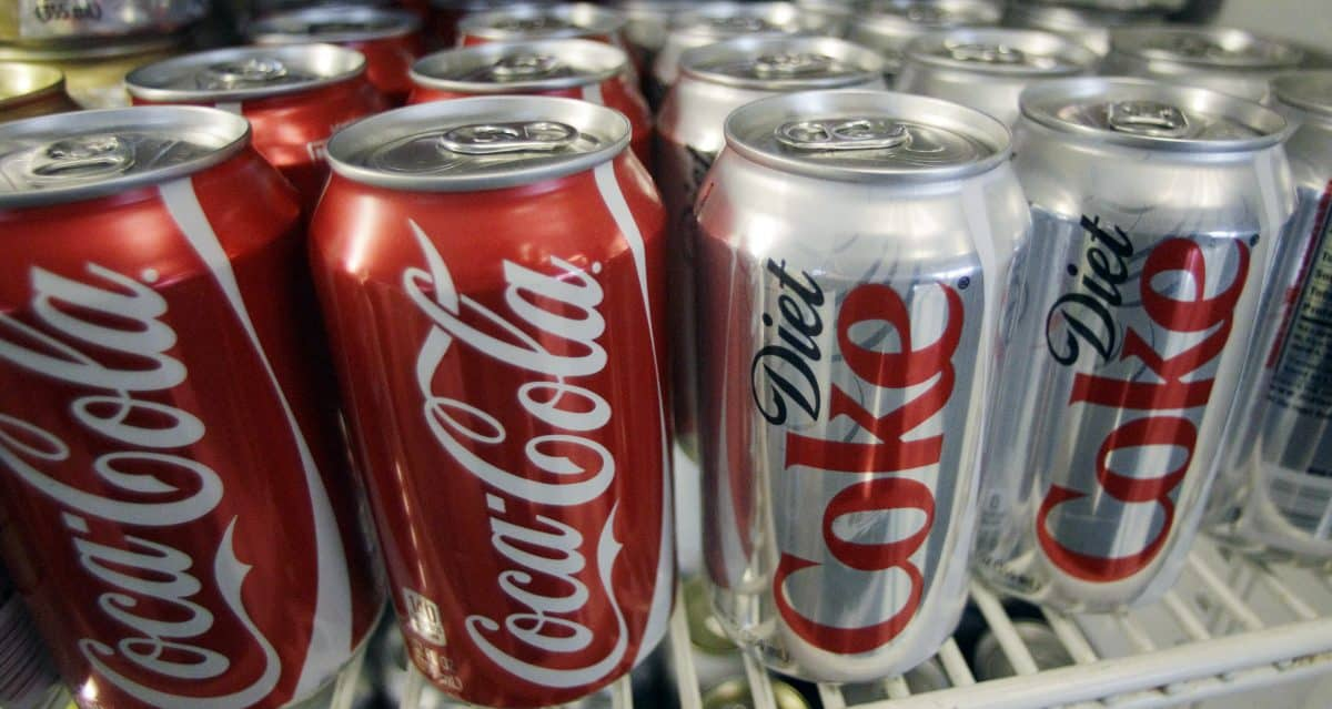 Georgia GOP Legislators Seek to Remove Coca Cola Products From Office Amid Voting Law Row 1
