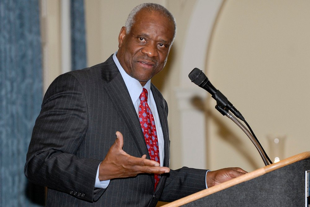 Clarence Thomas Provides Legal Roadmap To Tearing Down Social Media Censorship 1