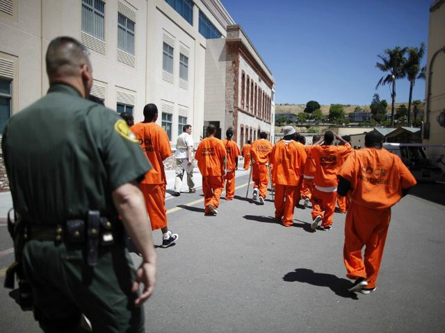 261 Transgender Prisoners Request Transfer Under California Law; 255 to Women's Prison 1