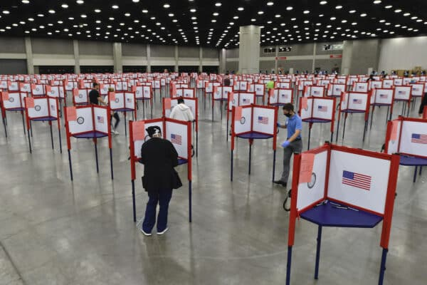 Kentucky Lawmakers Pass 'Easy to Vote, Hard to Cheat' Election Reform Bill 1