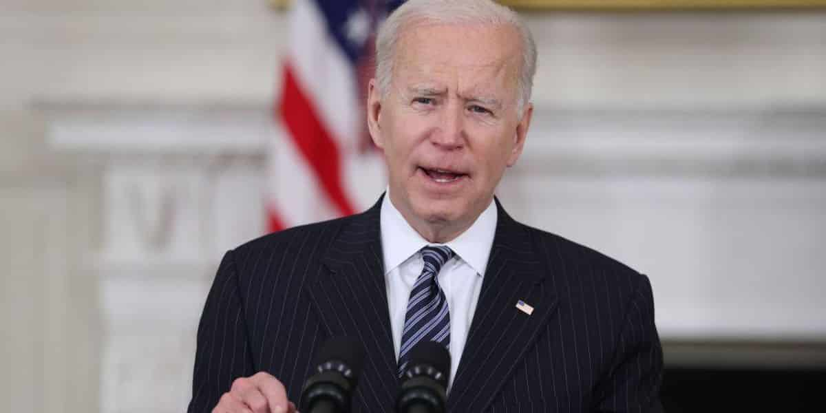 Biden warns Georgia to 'smarten up' and 'stop it' or risk losing more woke businesses over voting law 1