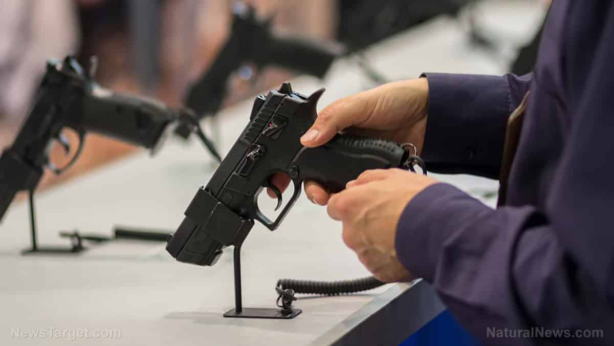 Red states moving to defend themselves against Biden's Second Amendment onslaught: Arizona Senate passes firearms freedom bill 1