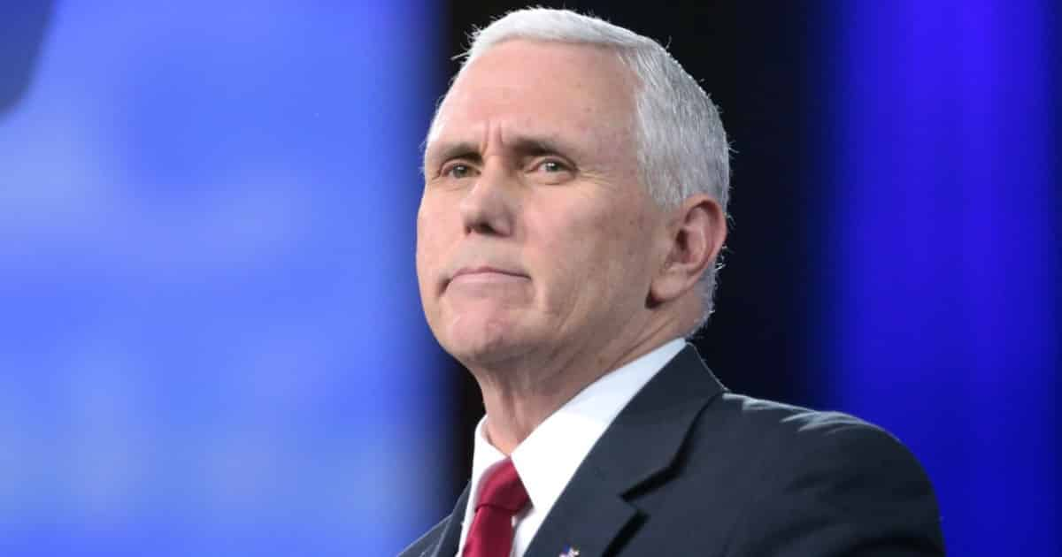Mike Pence To Release Autobiography In 2023 As America Reels From His 2020 Election Betrayal 1