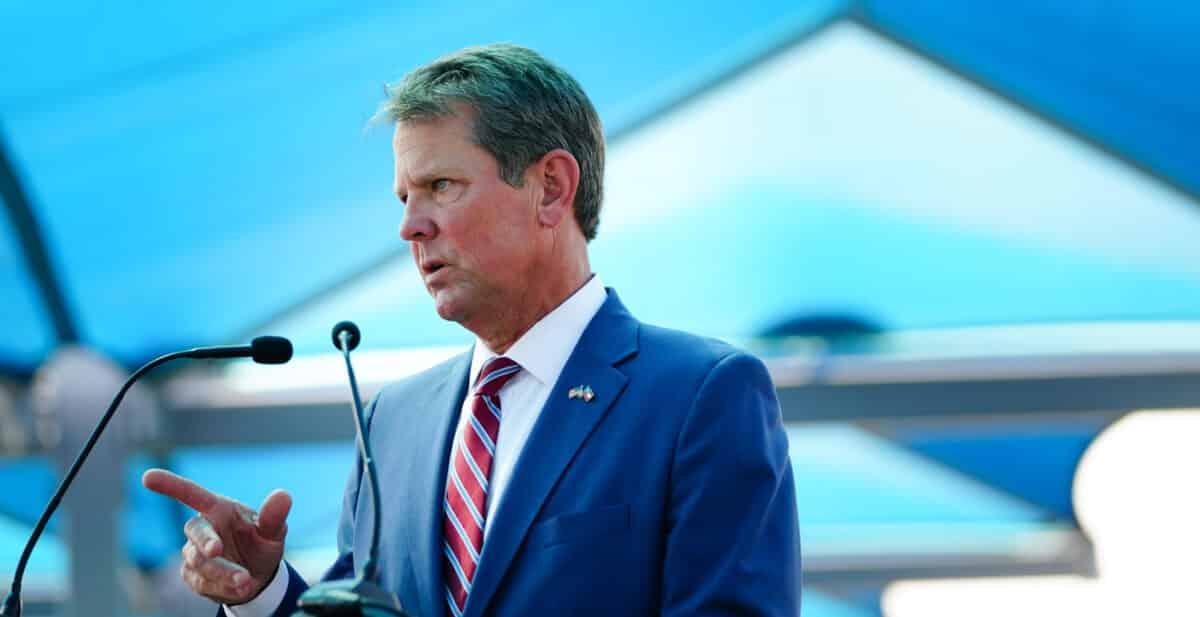 Georgia Governor Restricts School Mask Mandates 1