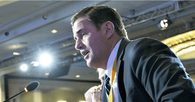 Heritage Action: AZ Gov. Ducey 'Should Promptly Sign into Law' Bill Banning Private Funding of Election Administration 1