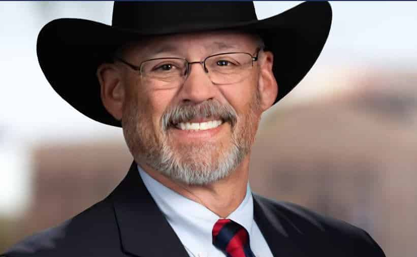 """Arizona Rep. Mark Finchem on Voting Laws and Voter IDs: """"Can Ya' Just Show Me the Evidence?"""" 1"""