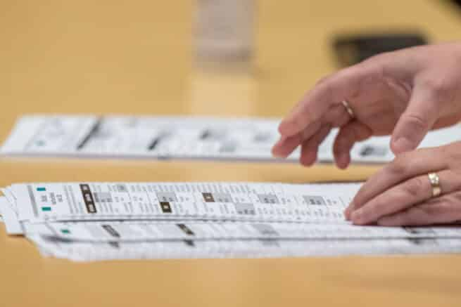 Atlanta-based news outlet retracts false claims about new Ga. elections law limiting times and voter access 1
