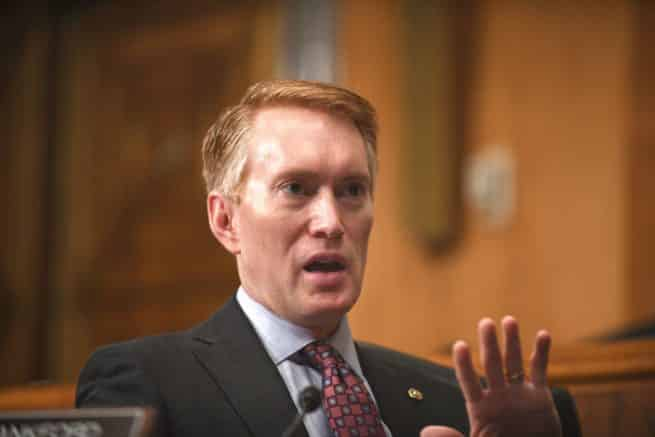 Sen. Lankford: H.R.1. makes it easy to vote and easy to cheat 1