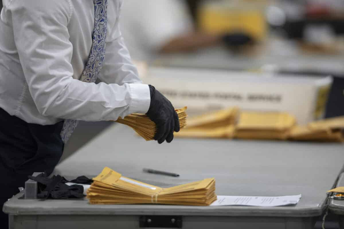 Michigan County Requests Hand Recount of 2020 Election 1