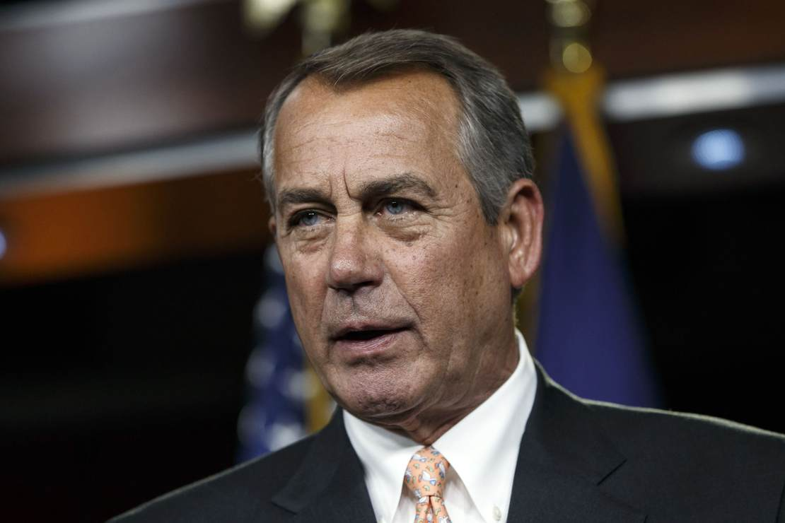 GOP Sellout John Boehner Reveals Who He Voted for in 2020 1