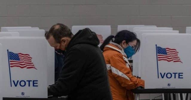 Survey: Democrats Say More Important to Make It 'Easier' to Vote than Prioritizing 'No Cheating' in Elections 1