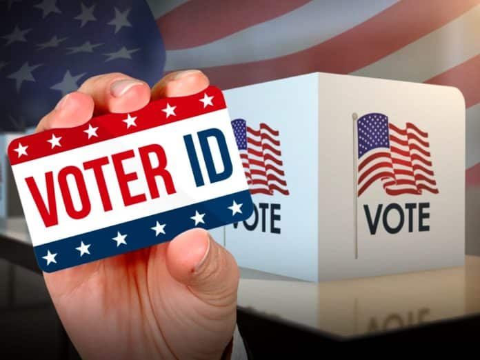 Most US Voters –Including a Majorities of ALL Minorities – Say Voter ID Laws Are NOT Discriminatory. 1
