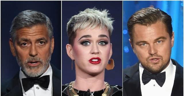 George Clooney, Katy Perry, Leonardo DiCaprio, Hollywood Studios Sign Letter Opposing Voter Integrity Laws 1