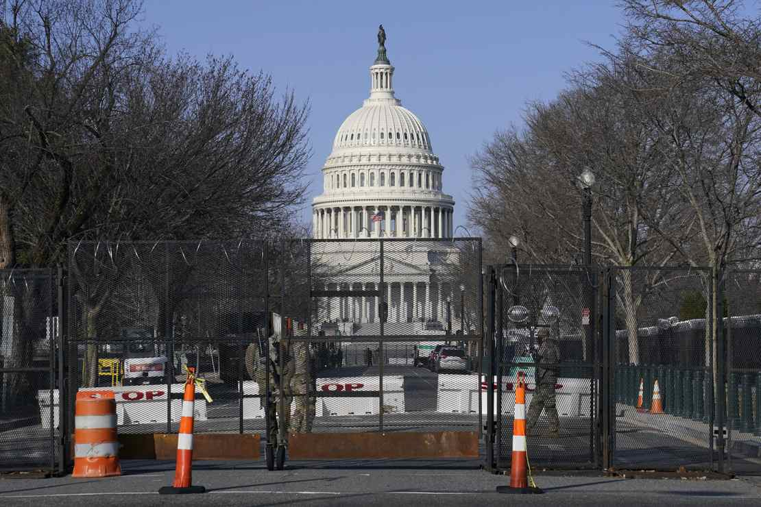 The Full U.S. House Will Vote on Washington, D.C., Statehood Tuesday 1
