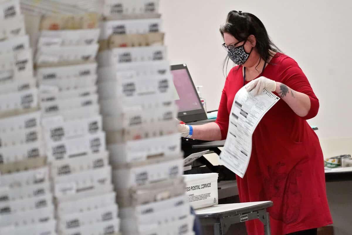 Arizona Senate to Start Major Audit of 2.1 Million 2020 Presidential Election Ballots 1