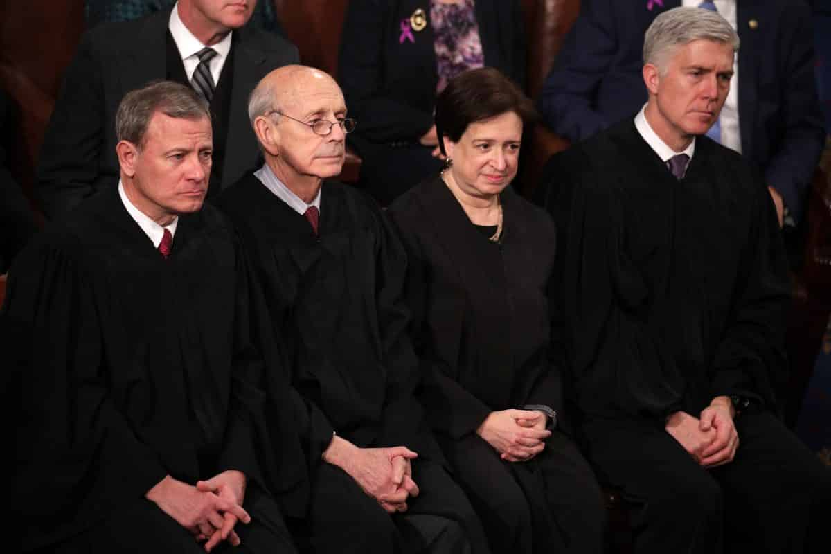 Supreme Court Rejects GOP Challenge to Pennsylvania Election Rules 1