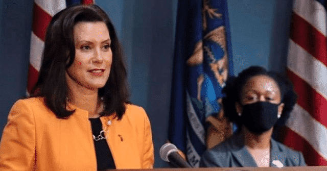 Gretchen Whitmer Falsely Claims 'There Have Never Been Travel Restrictions in Michigan' 1