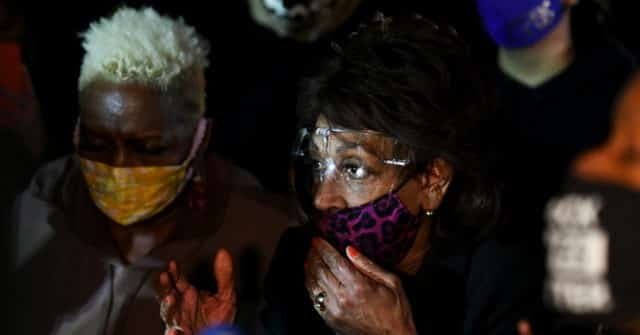 Facing Down Censure Vote, Maxine Waters Defiant: 'The Whole Civil Rights Movement Is Confrontation' 1