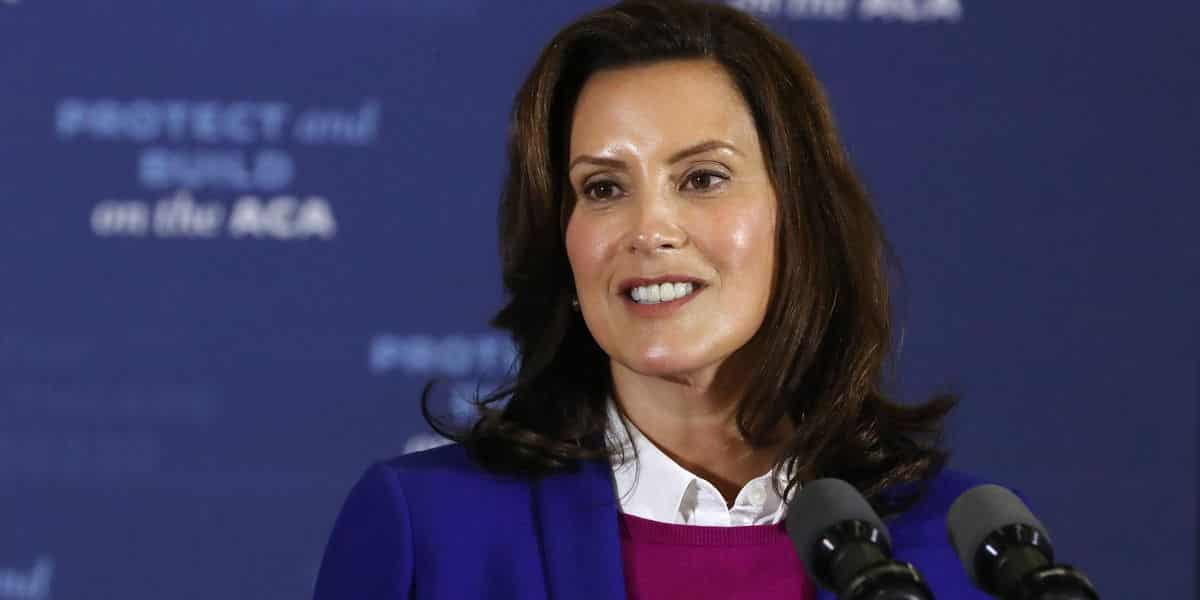 Michigan Gov. Gretchen Whitmer blasted for 'hypocrisy' amid reports she recently took personal trip to Florida 1