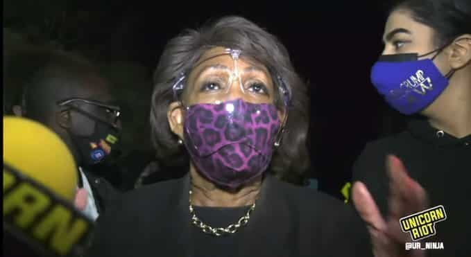 JUST IN: House Democrats Unanimously Vote to Defeat Republican Resolution to Censure Maxine Waters 1